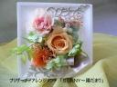 母の日プリアレンジ「Sunny~陽だまり」