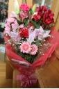 おまかせ!!ピンクレッドの花束