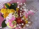 春の花束・イエロー系