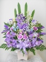 【供花】 ~ゆかり~紫