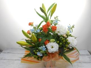 ~お祝いの心に華・花を添えて~