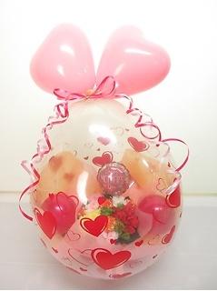 ♪《エッグバルーン》☆色とりどりカーネーション☆♪