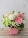御供アレンジメントPver~天国のペットへ贈るお花~