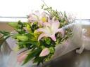 少し明るめの御供え花束