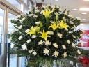 供花スタンド (通夜・葬儀)