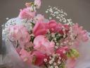 チュ-リップと春の花束