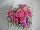 バレンタインデーの花