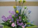 春のお花贈ります