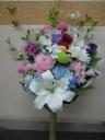 プリザ-ブド仏花