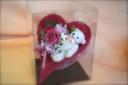 ♪母の日スペシャル♪ くまちゃん・ピンクハート
