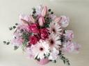 春のお花でアレンジメント ♪P♪