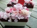 お花屋さんの手作りプリザ 1