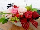 お花屋さんが作った、お母さんのためのプリザ