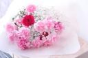 母の日定番シンプル花束☆ピンク系