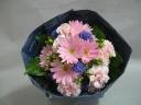 母の日の花束・ピンク