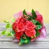母の日のフラワーギフトに【母の日の赤い花束】