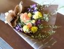 季節限定の花束【スプリングブーケ】