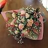 母の日の花束 【アンティークピンク】