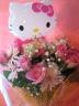 キティーちゃんの花束