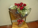 赤バラの花束~メモリー~