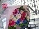 お花のタルト