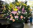 葬儀用生花②