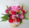 ☆お花の贈り物☆「笑顔あふれる話題のアレンジ」