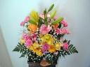 ☆お花の贈り物☆「幸福&優しさアレンジ!