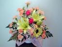 ☆お花の贈り物☆「くつろぎ&幸せアレンジ!」
