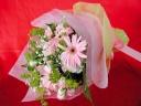 ☆お花の贈り物☆「ゆったり&やさしさ花束!」