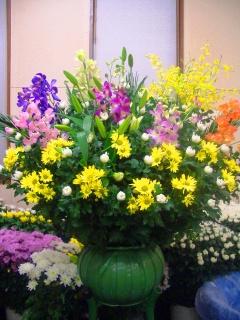 【葬儀用生花】