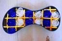 ローズソープフラワー(BOXタイプ)(ブルー)