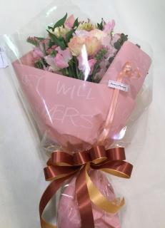 歓送迎用花束