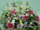 チュンコのお花畑からの贈り物