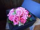 BOX Flower ローズPinkPink