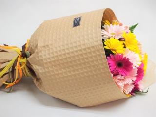 ガーベラミックスの花束