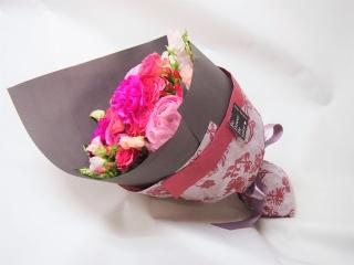 大人かわいい花束