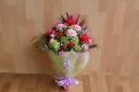 母の日花束 レッド&ピンク