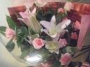 ピンク限定!!!ピンクの花束