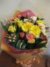 おまかせ♪元気色の花束