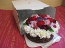 フラワーデコレーションケーキ