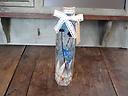 ハーバリウム貝殻(ブルー)