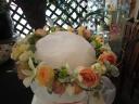 ブライダル用花冠
