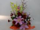 春の盛り花