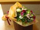 ベーシック花束