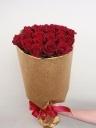 ~赤バラ花束~