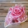 プリザーブドフラワー ほんのり桜色