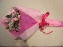 1番人気!ピンク系の花束