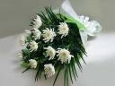 白菊の花束
