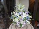 大切な日の仏花